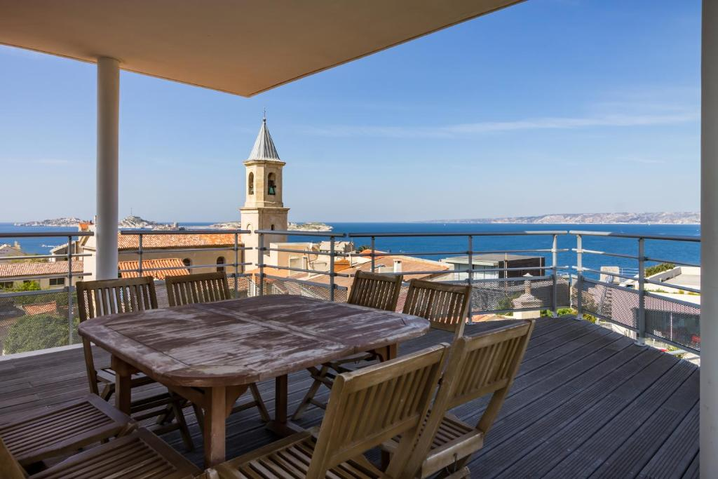 Marseille Appartement Vue Mer