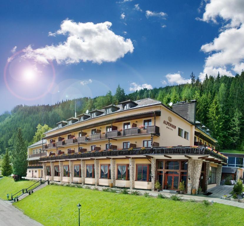 Alpenhof Hotel Semmering Osterreich Steinhaus Am Semmering