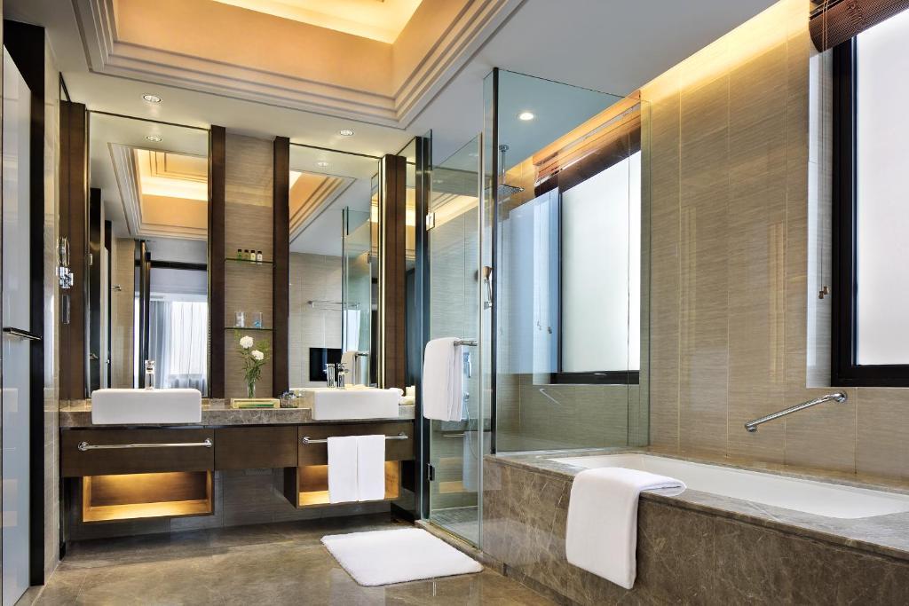 Vasca Da Bagno Qube : The qube hotel xinqiao songjiang u2013 prezzi aggiornati per il 2018