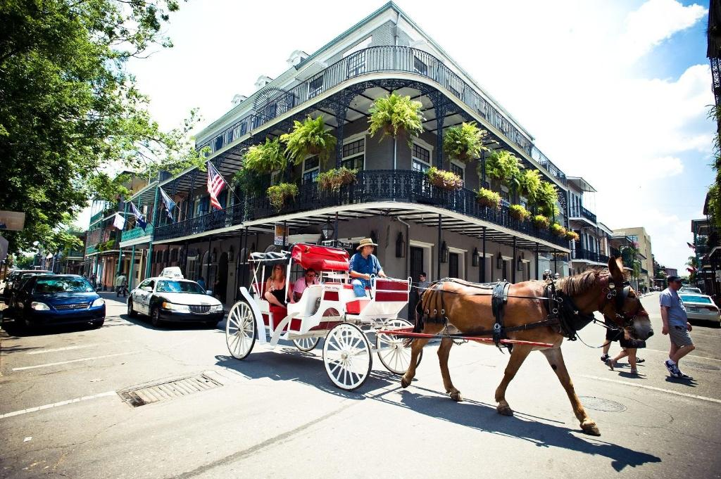 Hotel Royal New Orleans.