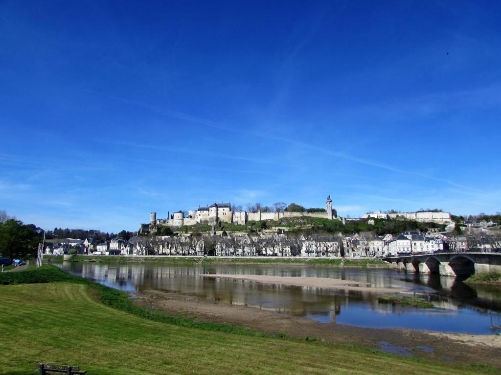 bed and breakfast les cathelinettes, chinon, france - booking