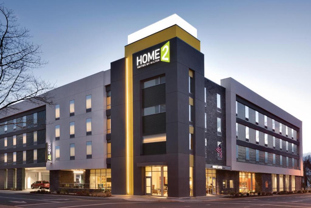 Condo Hotel Home2 Suites Eugene, OR
