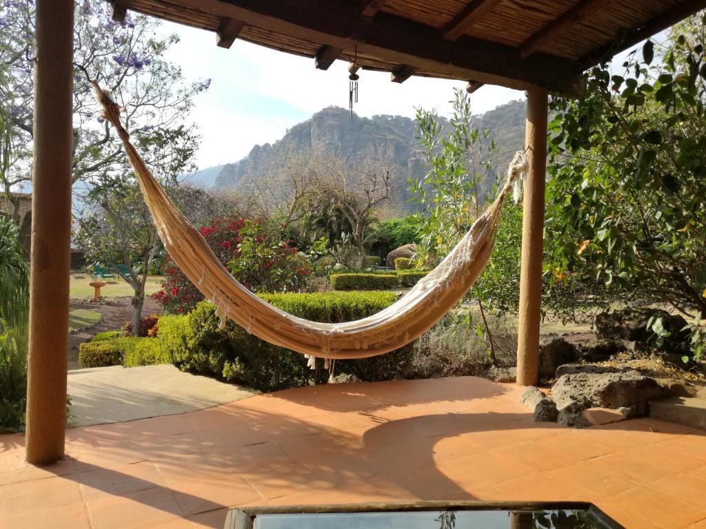 Hotel Valle Místico, en Tepoztlán, Morelos
