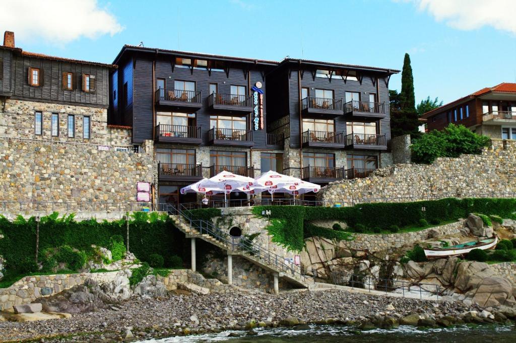 Хотел Каса дел Маре - Созопол