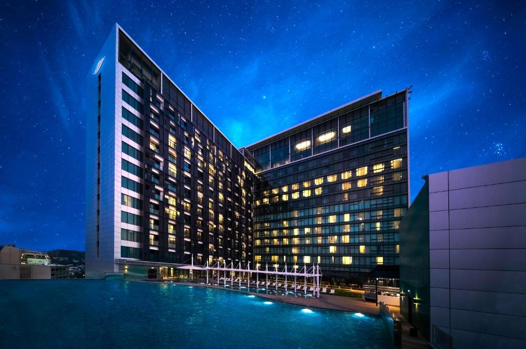 スタンリー ホテル & スイーツ(The Stanley Hotel & Suites)