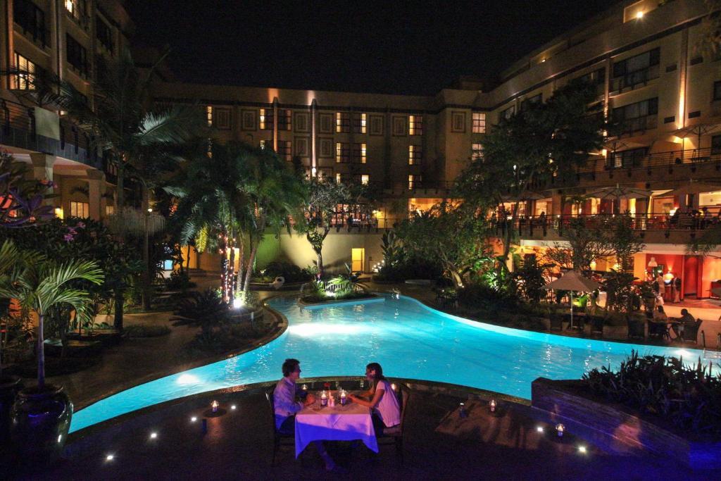 キガリ セレナ ホテル(Kigali Serena Hotel)