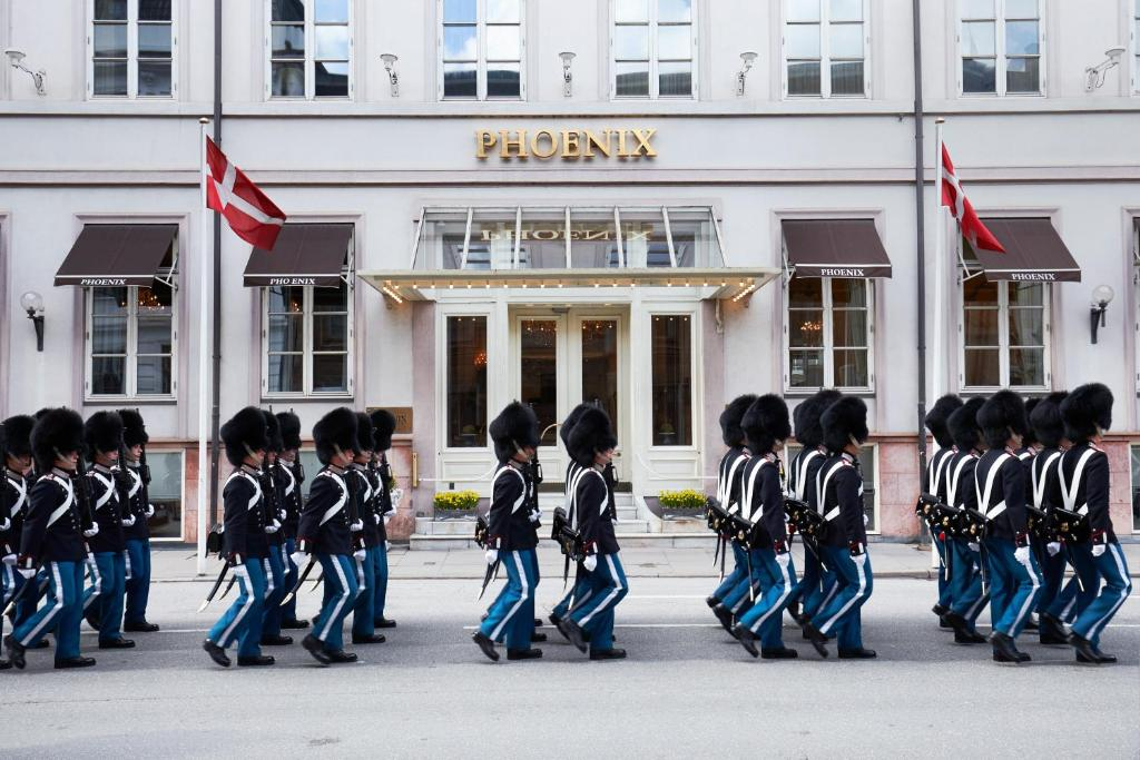 Wonderful Hotel Phoenix Copenhagen, Denmark - Booking.com PG-25