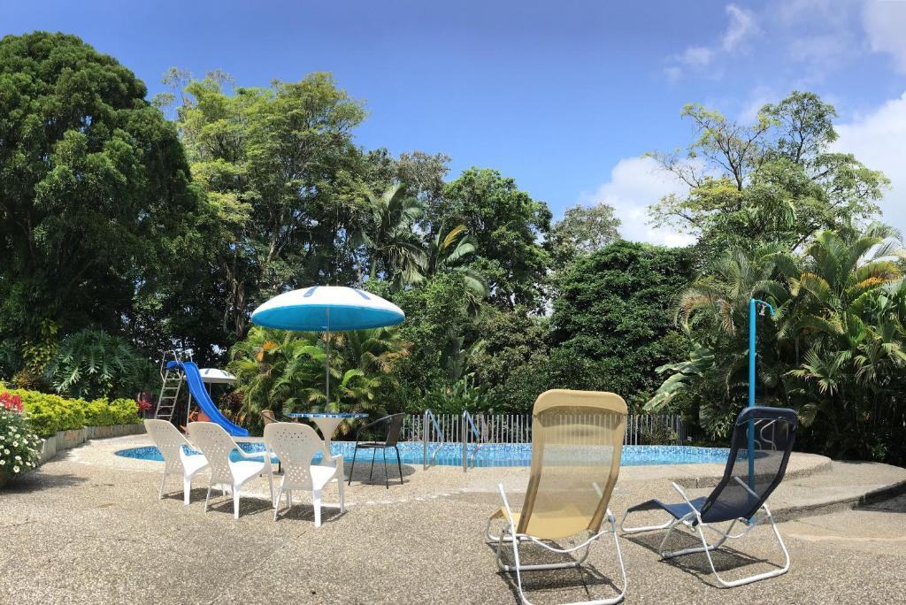 Ferienhaus El Jardín de los Colibríes (Kolumbien Pereira) - Booking.com