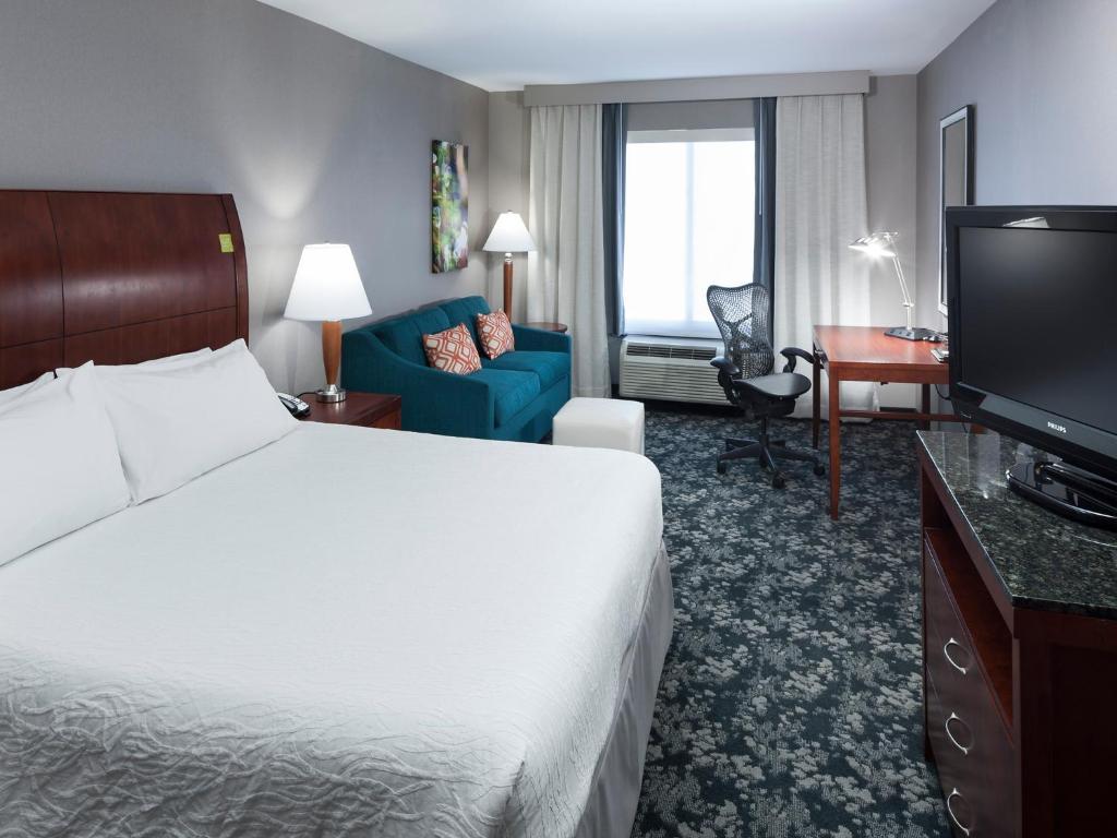Wonderful Hilton Garden Inn Naperville/Warrenville (USA) Deals