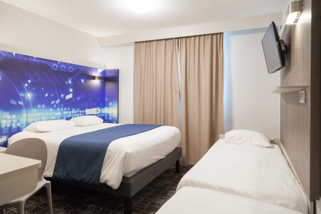Hotel Kyriad Futuroscope ChasseneuilDuPoitou France  BookingCom