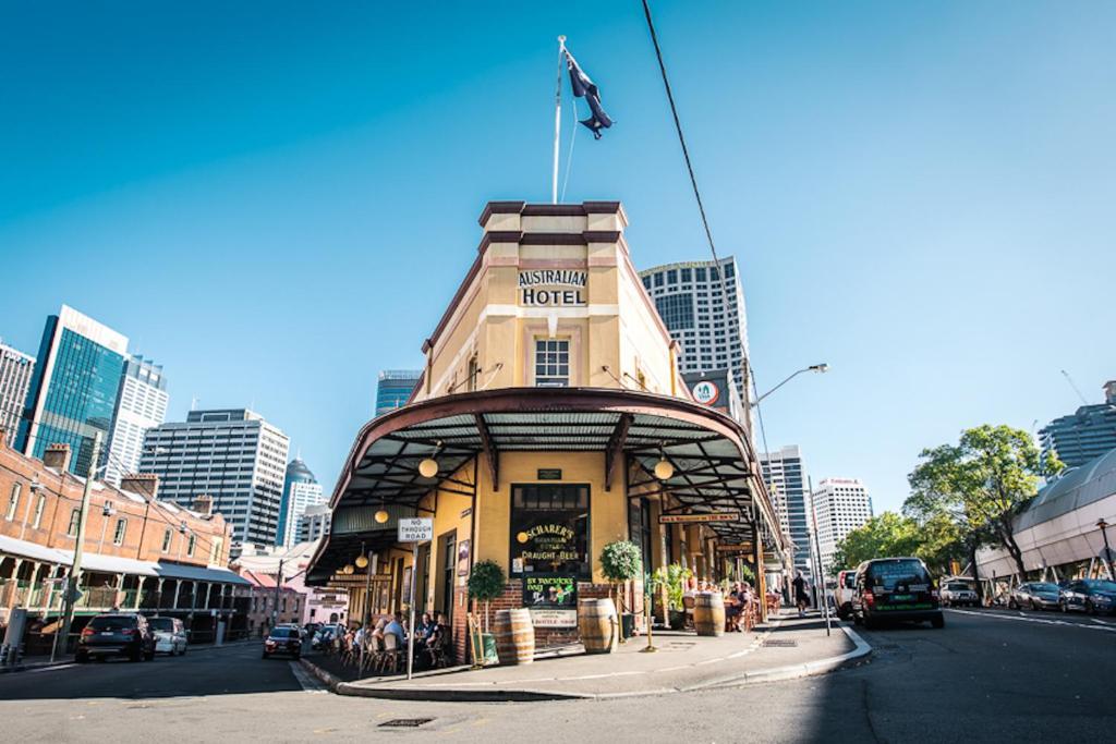 Australian Heritage Hotel Sydney Australia