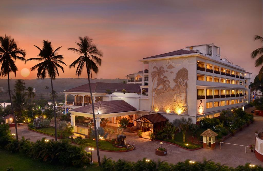هتل زیبای ریزورت ریو در کشور هند