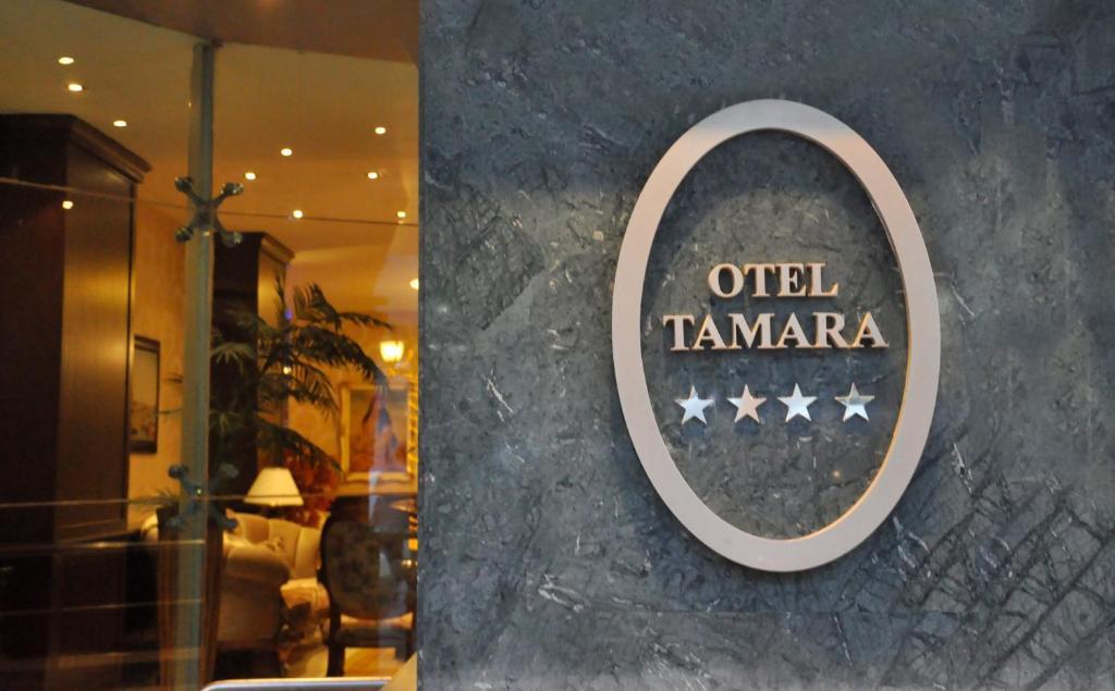 Logotip oz. znak za hotel