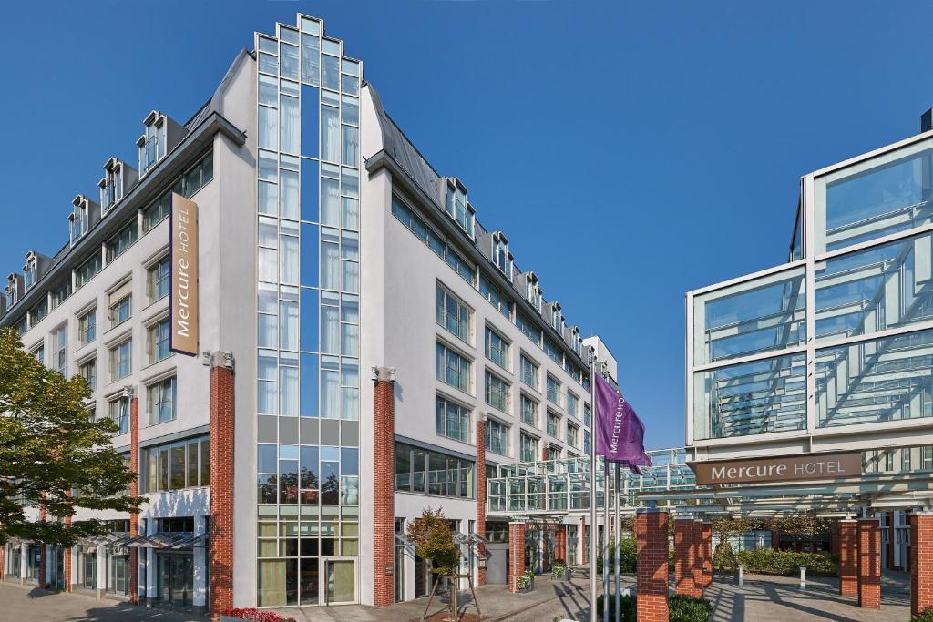 Mercure Hotel Berlin Tempelhof Deutschland Berlin Booking Com