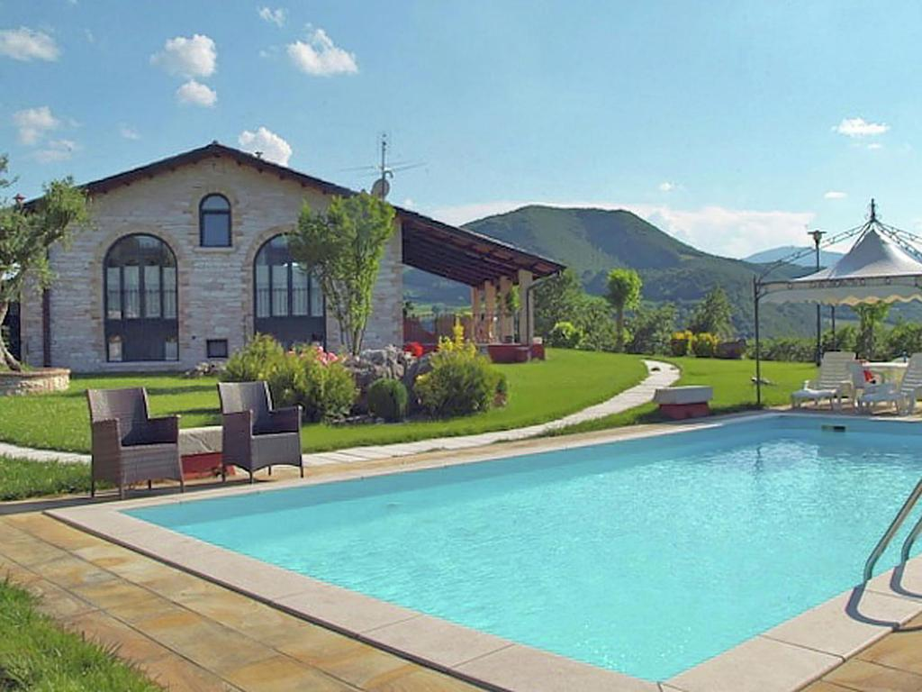 Nearby hotel : Holiday Home Belvedere Cagli