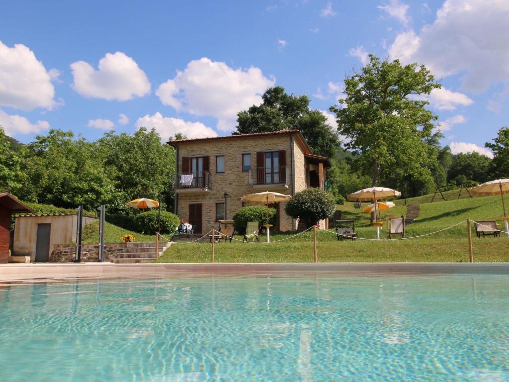 Nearby hotel : Holiday Home Orzo Apecchio