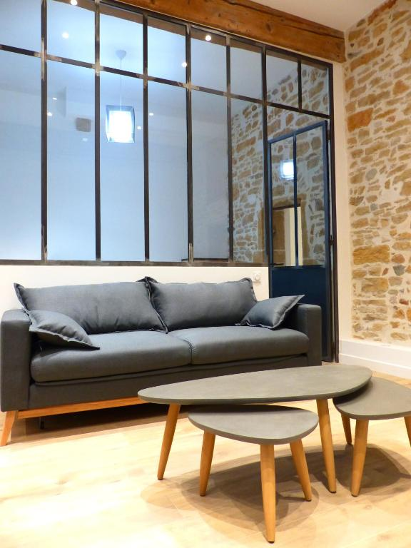 Hyper centre : Appartement Déco (Frankreich Lyon) - Booking.com