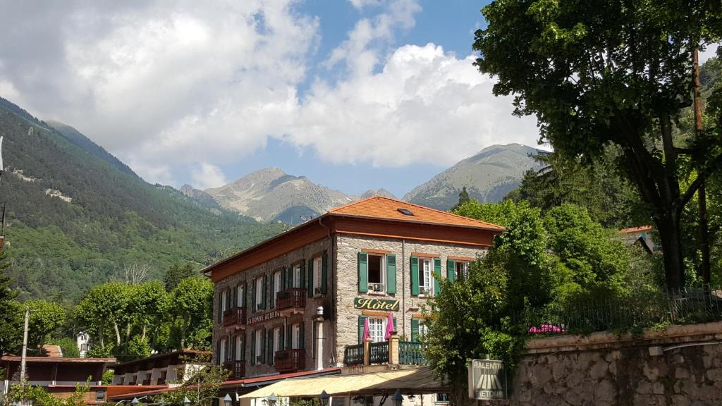 Hotel La Bonne Auberge Saint Martin Vesubie