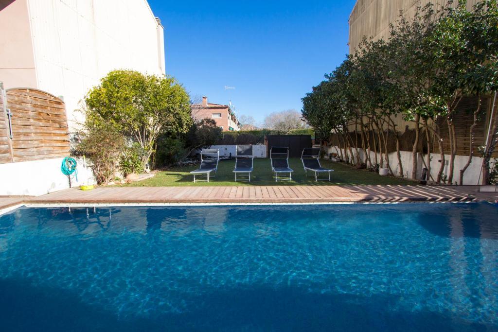 Villa Merce Rodoreda Tordera Spain Booking Com