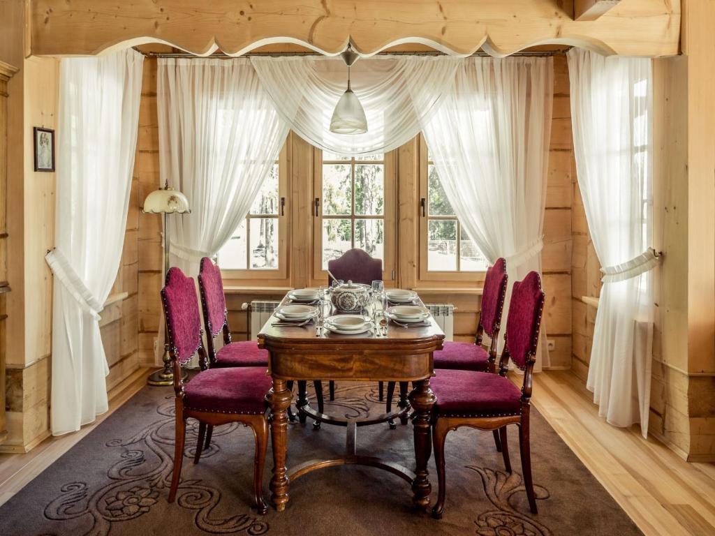 Rezydencja Gubalowka Lux Spa Zakopane Poland