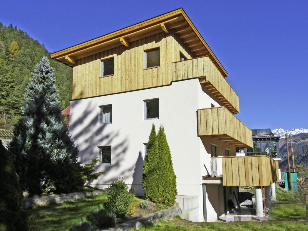Apartment senn to sens i t sens austria for Apartment haus