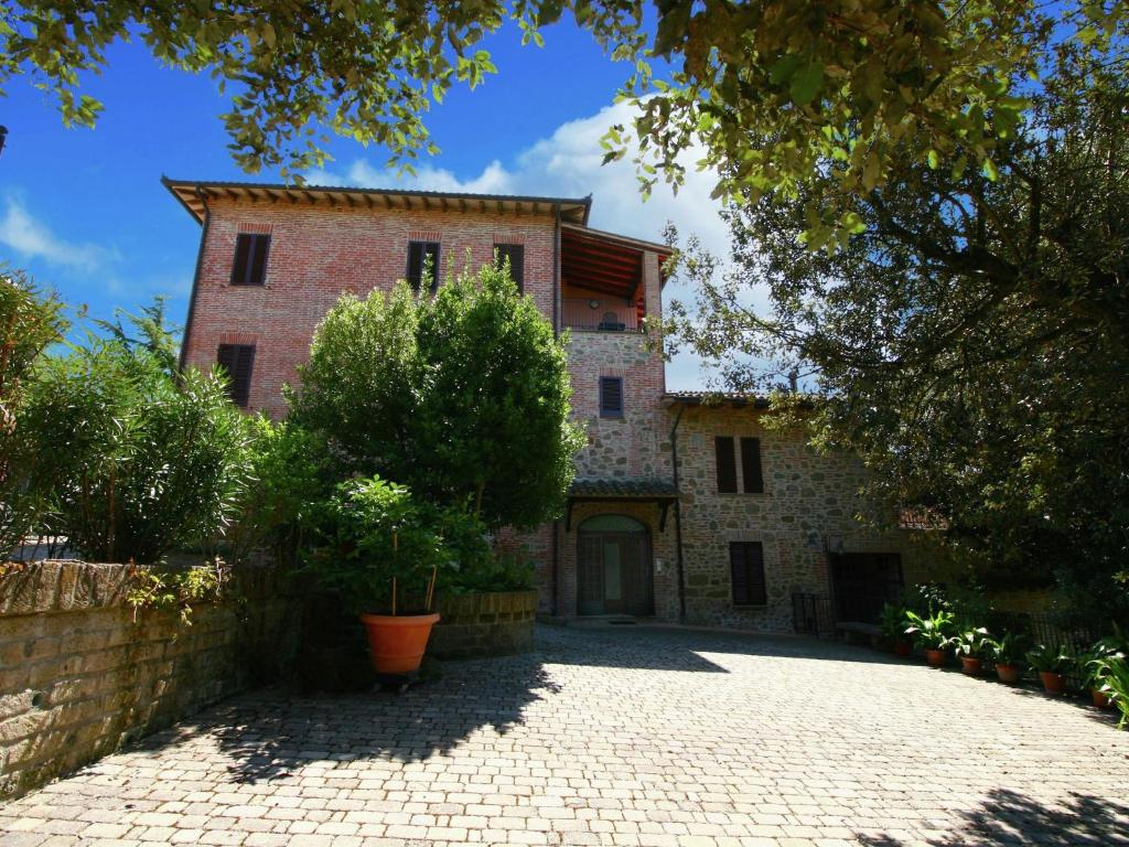 Nearby hotel : Holiday Home Palatre Citta Della Pieve