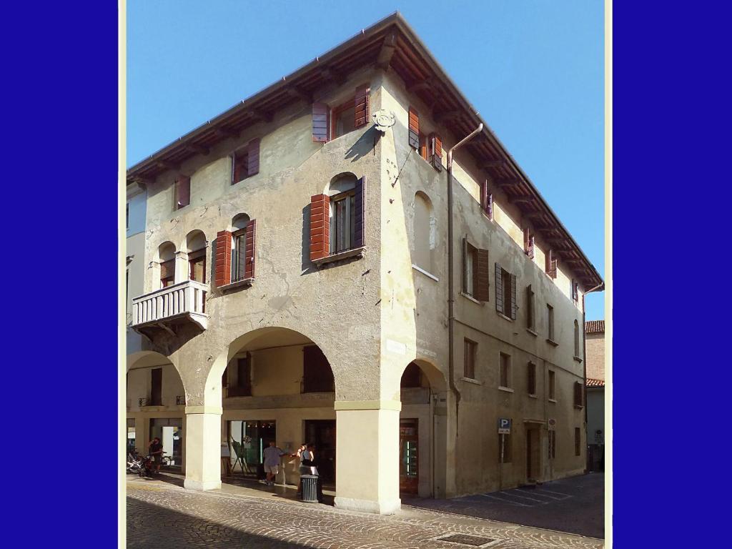 Hôtel proche : Apartment Santa Caterina Piccolo Treviso
