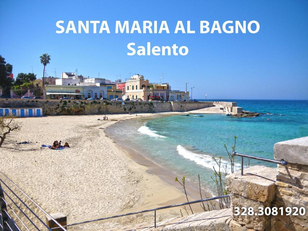 Casa vacanza salento santa maria al bagno prezzi aggiornati per il 2018 - Santa maria al bagno booking ...
