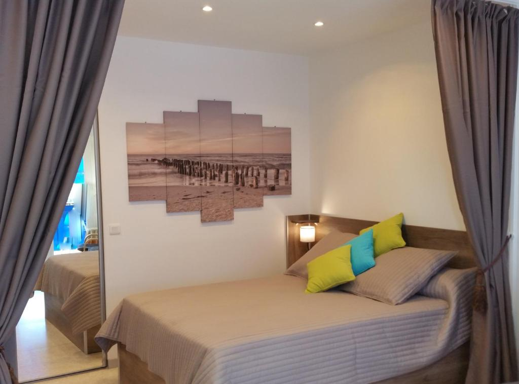 appartement le valmont, menton, france - booking