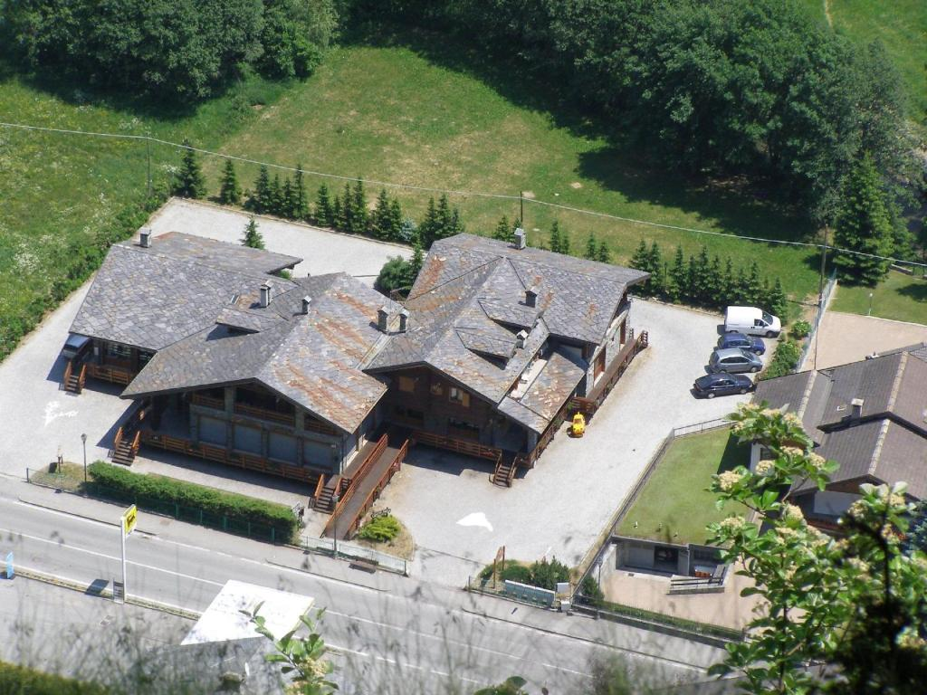 Hôtel proche : Chalet Antey Quadri II