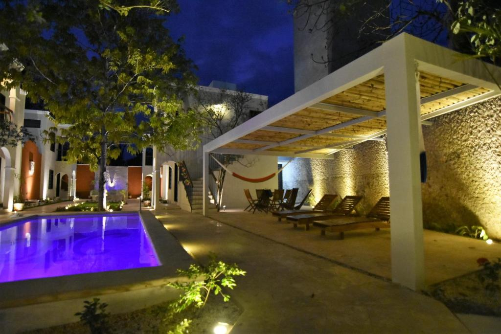 Casa valladolid boutique hotel valladolid tarifs 2018 for Boutique hotel yucatan