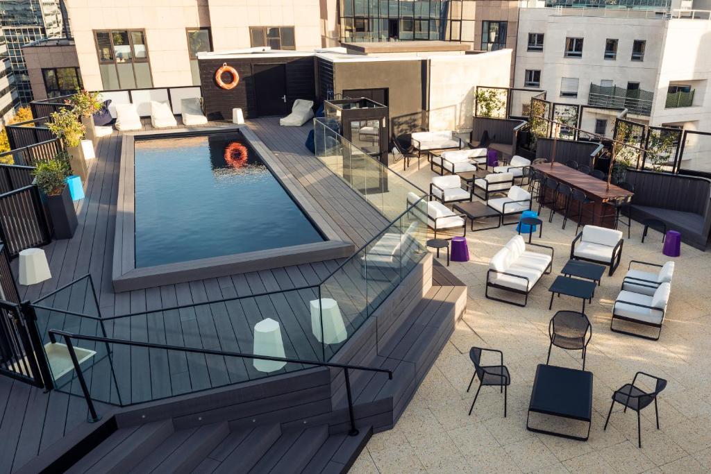 Hotel Mercure Paris Boulogne BoulogneBillancourt France Bookingcom - Hotel porte de saint cloud