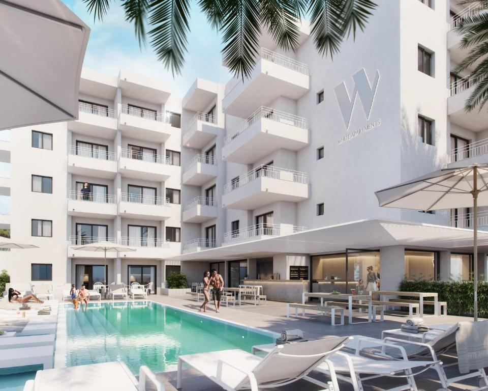 White Apartments Adults Only Ibiza Town Updated 2019 Prices
