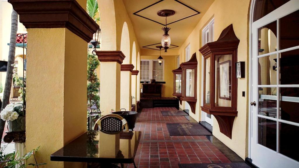 Bradley Park Hotel Palm Beach Florida