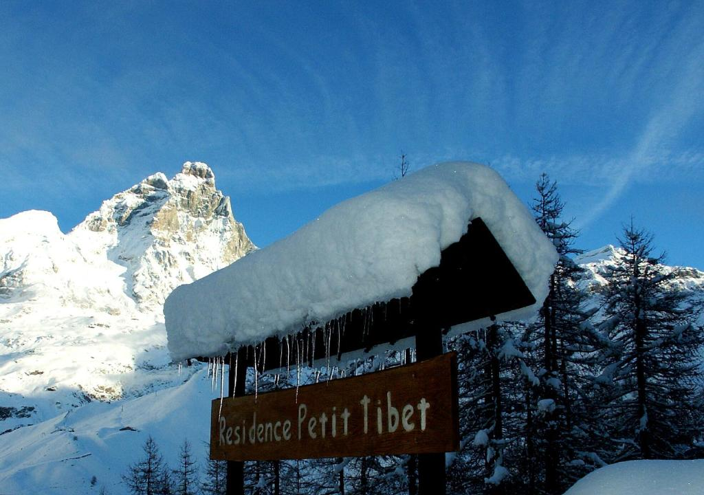 Hôtel proche : Residence Petit Tibet