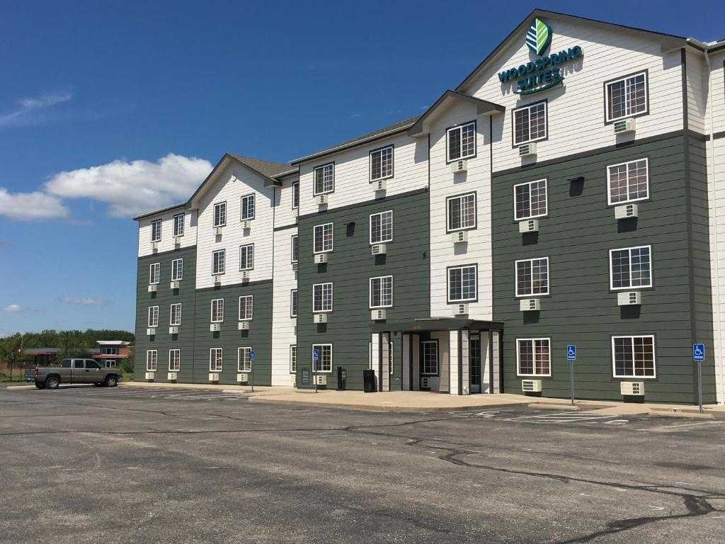 Woodspring Suites Wichita North Reserve Now Gallery Image Of This Property