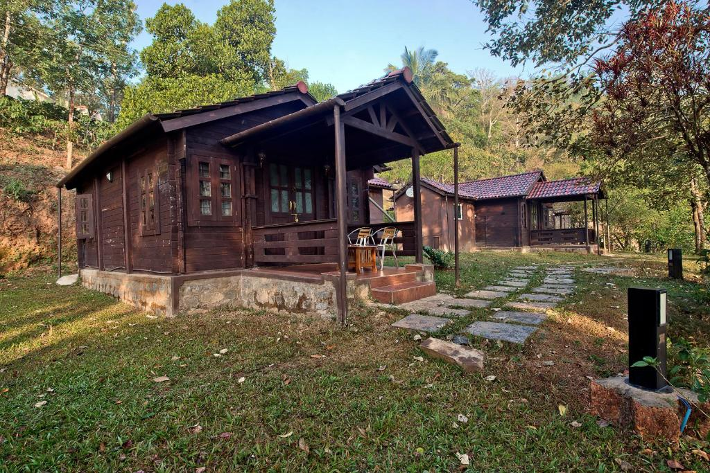 Villa Three Hills Coorg Madikeri India