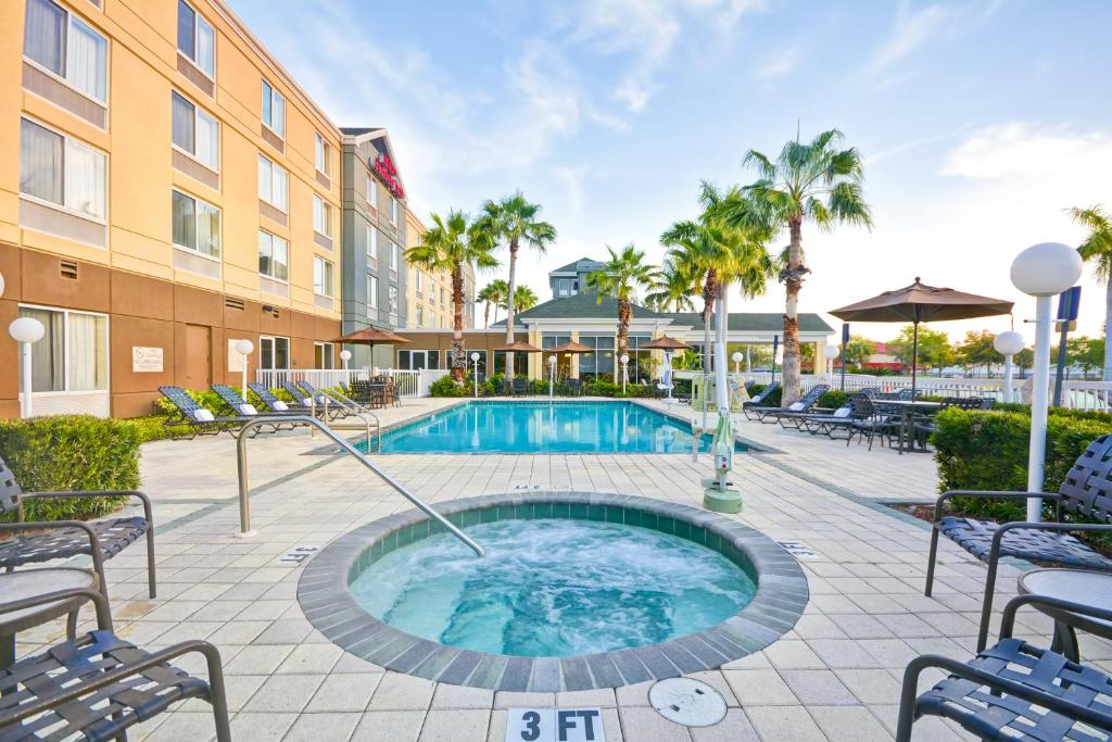 ヒルトン ガーデン イン サラソータ ブレイドゥントン エアポート(Hilton Garden Inn Sarasota-Bradenton Airport)