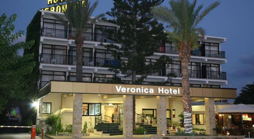 Veronica Hotel Paphos Cyprus Booking Com
