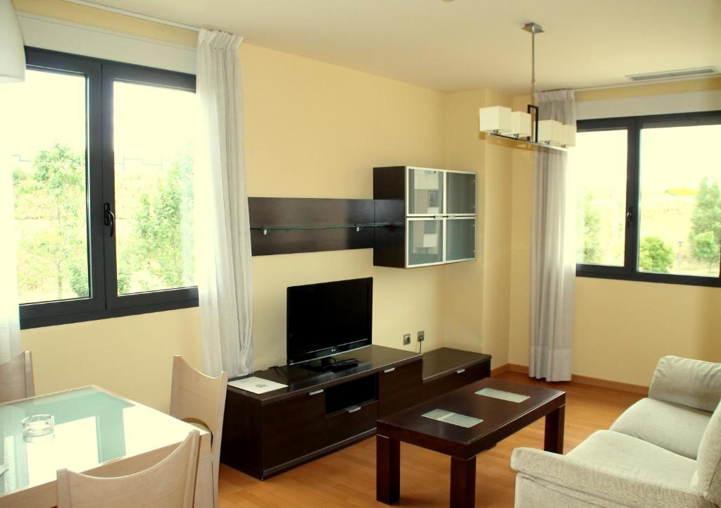 Apartments In Villasexmir Castile And Leon