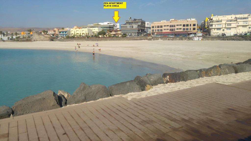 Zen apartment playa chica puerto del rosario spain - Pension puerto del rosario ...