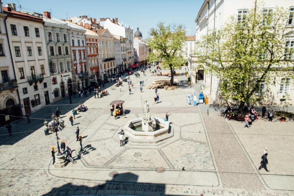 площа ринок львів фото