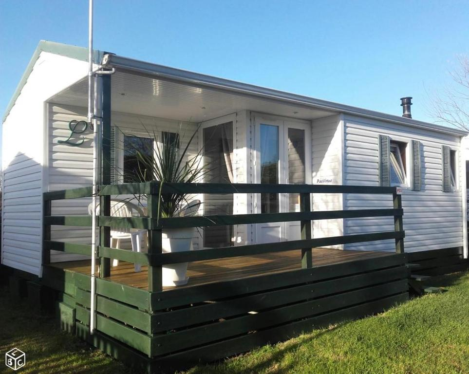Mobile Home A Louannec Louannec Updated 2019 Prices