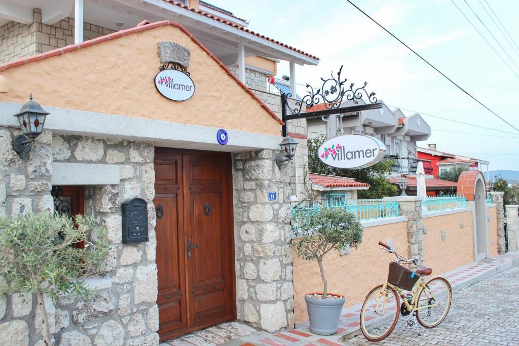 Villamer Hotel Alacati Turkei Alacati Booking Com