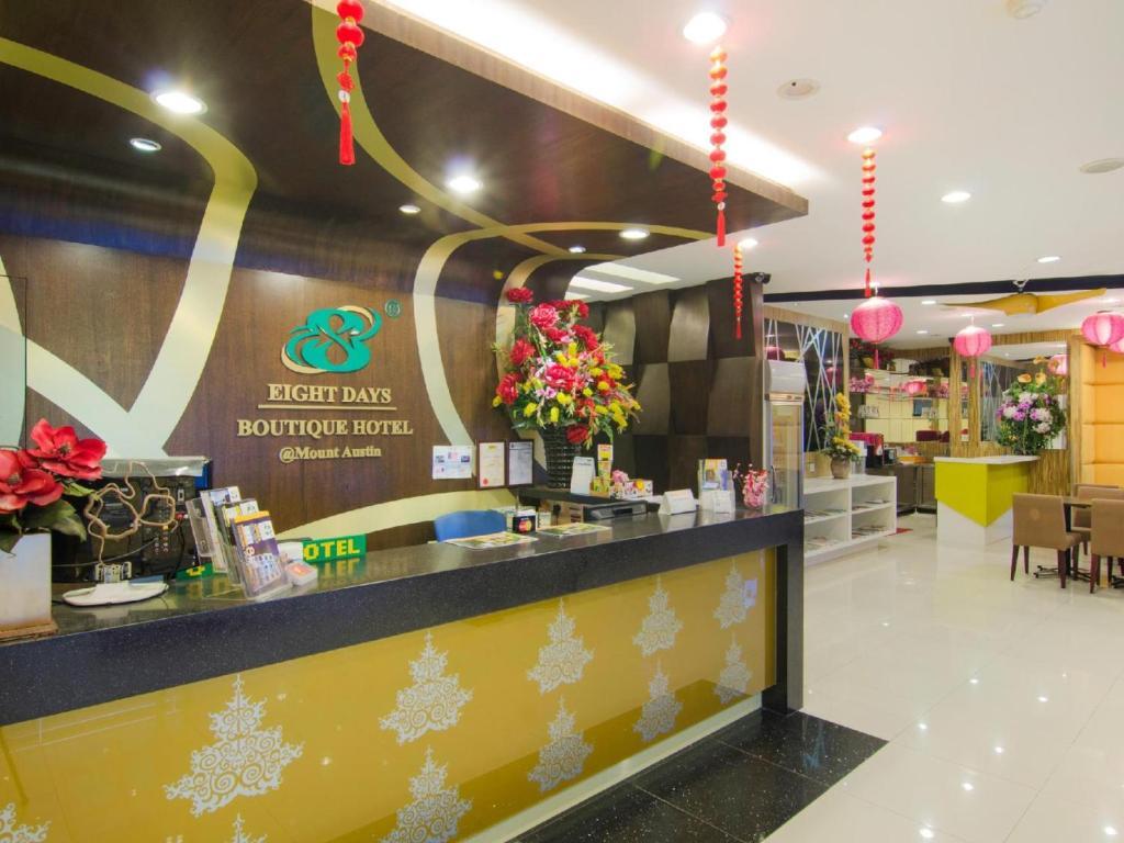 Eight Days Boutique Hotel