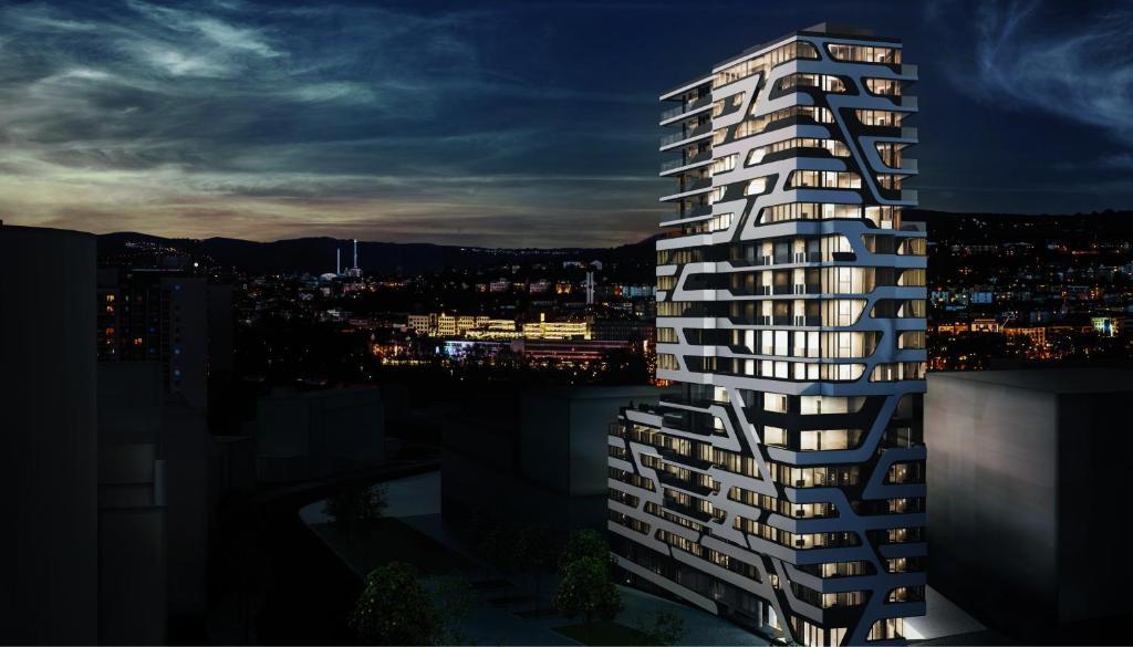 Cloud Nr 7 Apartments Suites Stuttgart Germany Bookingcom