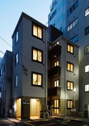 Ginza Modern Style Apartment 202