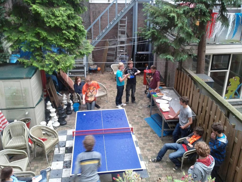 The Studenthostel BB Utrecht City Niederlande