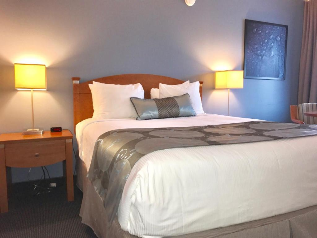 El Comfort Inn Rouyn Noranda 2 Canada From Us 104 Booked