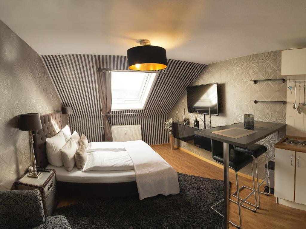 Ferienwohnung design studio vendome deutschland freiburg for Freiburg design hotel